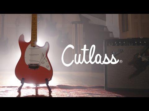 Ernie Ball Music Man: Cutlass (feat. Daniel Donato)