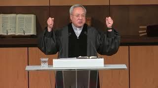 필그림 교회 주일 설교