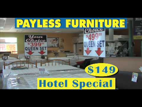 Pay Less Furniture   Lawrence, KS   YouTube