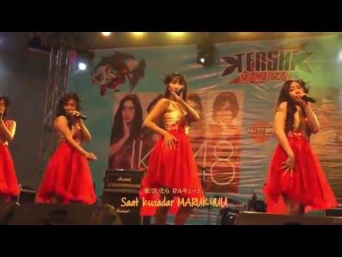 [Live] JKT48 Dangdut -  Marukyuu Lyric