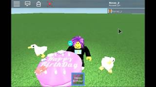 Roblox Death Sound Music | Happy Birthday
