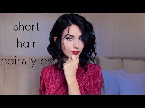 Cute Shoulder Length Short Hair Hairstyles | Stella