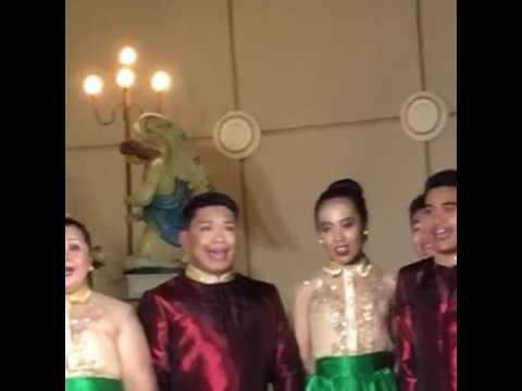 The La Salle Chorale - Bacolod Dumbele PCDA 2016