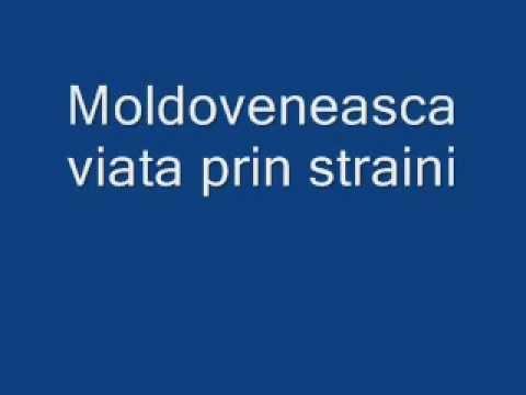 Muzica ( Moldoveni in strainatate)