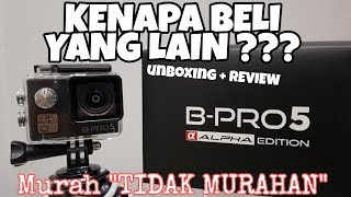 JANGAN ASAL PILIH ACTION CAMERA!!! BRICA B-PRO 5 ALPHA EDITION MARK II 4K (AE 2)