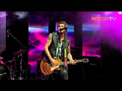 Life Of The Party, 5 Minutes to Midnight, Thunder (Boys Like Girls @ STAR Concert Pt 2)