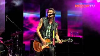 Download lagu Life Of The Party, 5 Minutes to Midnight, Thunder (Boys Like Girls @ STAR Concert Pt 2)