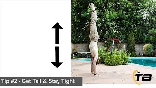 3 drills to master your handstand with frank grey tapp brothers