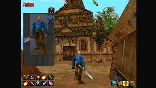 This is what World of Warcraft looked like in 1999