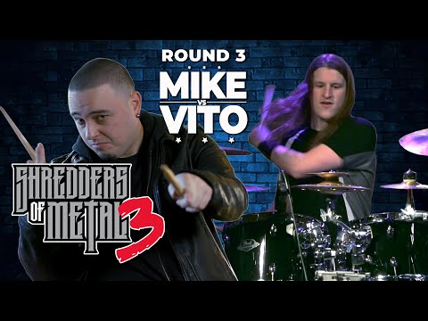 SHREDDERS OF METAL 3 | Episode 3: MIKE VS VITO youTube Thumbnail
