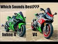 Inline 4 or V4... Which one sounds best???