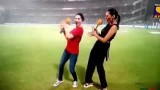sunny leone & rochelle rao comic dance