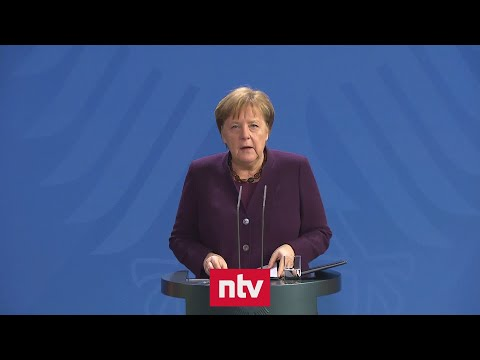 "Merkel zu rechtem Terror in Hanau: ""Gift existiert in der Gesellschaft"" | ntv"