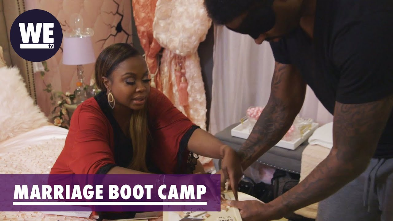 'Phaedra & Medina Redo the Escape Room!' Deleted Scene 😅Marriage Boot Camp: Hip Hop Edition