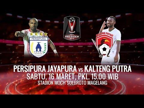 Image Result For Persipura Jayapura Vs Kalteng Putra