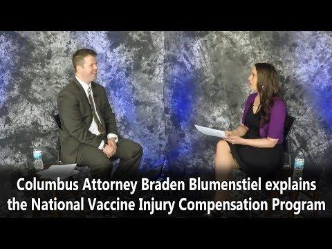 Columbus Attorney Braden Blumenstiel explains the National Vaccine Injury Compensation Program