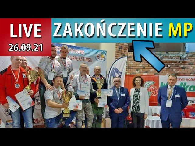 LIVE ➤ Zakończenie Mistrzostwa Polski 2021 - całość