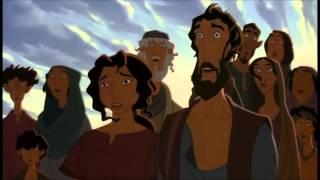 Moises el principe de egipto Canto de Victoria