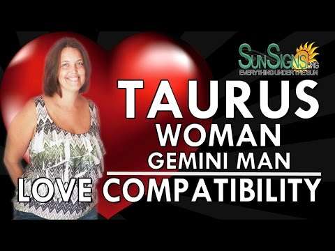 Taurus Woman Gemini Man Compatibility – A Creative & Intense Match