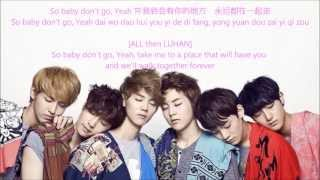 EXO-M 蝴蝶少女 (Don