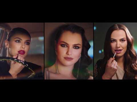 Official Barry M 'Matte Me Up' Ad 2017 – Liquid Lip Paint & Lip Kits