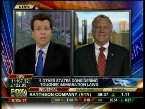 Nathan Deal with Neil Cavuto on FOX Business