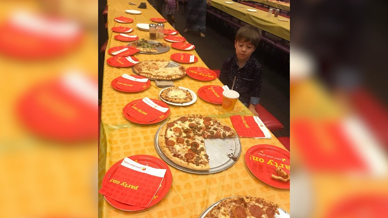 Sports Teams Surprise 6 Year Old Boy After No One Came To Birthday Party