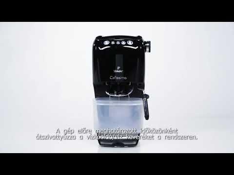 Cafissimo Classic vízkőmentesítése - Tchibo