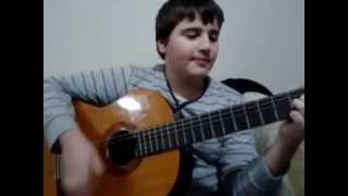 Sagopa Kajmer Terki Diyar Gitar Versiyon