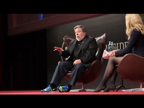 "Steve Wozniak on ""The Story Behind Apple and Steve Jobs"""