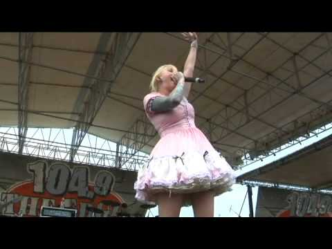 IN THIS MOMENT LIVE @ EDGE FEST 2008- BEAUTIFUL TRAGEDY
