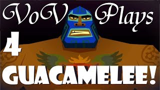 Baleful Polymorph - VoV Plays Guacamelee! - Part 4