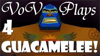 Baleful Polymorph - VoV Plays Guacamelee! - Part 4