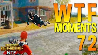 PUBG WTF Funny Moments Highlights Ep 72 (playerunknown's battlegrounds Plays)