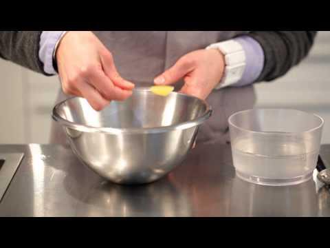 Cuisine mol culaire cristallisation gomme arabique for Spherification cuisine moleculaire
