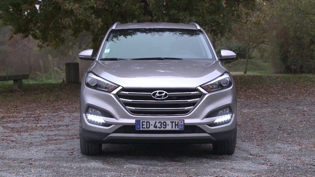 essai hyundai tucson 1 7 crdi 115ch s edition youtube. Black Bedroom Furniture Sets. Home Design Ideas