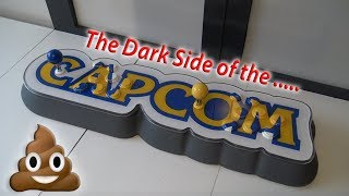 The Dark Side of the Capcom Home Arcade !!
