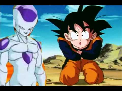 Dragon Ball Z Girls Wallpaper Kid Goten Vs Frieza Youtube