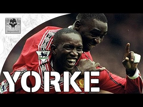 A Legend in the Making - DWIGHT YORKE