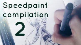 Speedpaint compilation 2 thumbnail