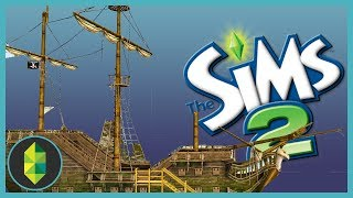Going on Vacation! (Sims 2)