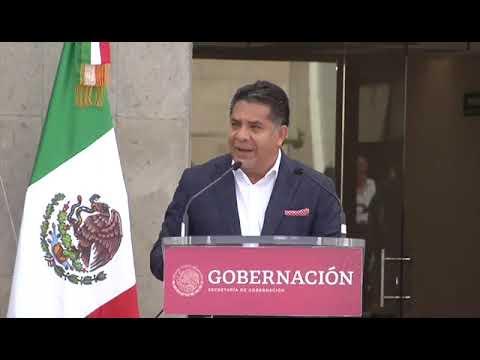 El pueblo de México demanda desterrar la corrupción: Rabindranath Salazar Solorio