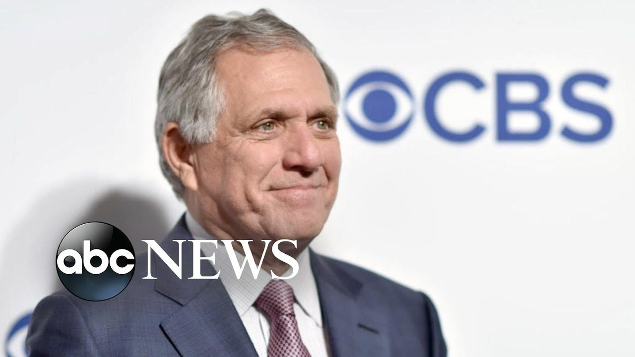 CBS chief out after facing more sexual misconduct allegations
