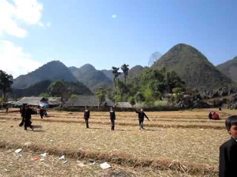 Xã Tả Phìn huyện Tủa Chùa tỉnh Điện Biên 2012