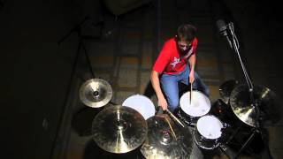 This Could Be Anywhere In the World - Alexisonfire - Drum Cover - (Chase)