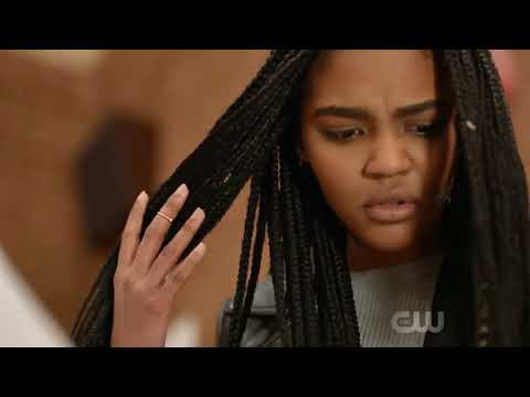 Jennifer's Powers! - Black Lightning 1x08