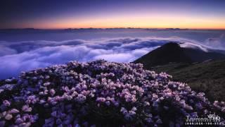 合歡山玉山杜鵑雲海星空銀河 縮時攝影 TIME LAPSE TAIWAN BY louisch 陳志通 HD 1080P