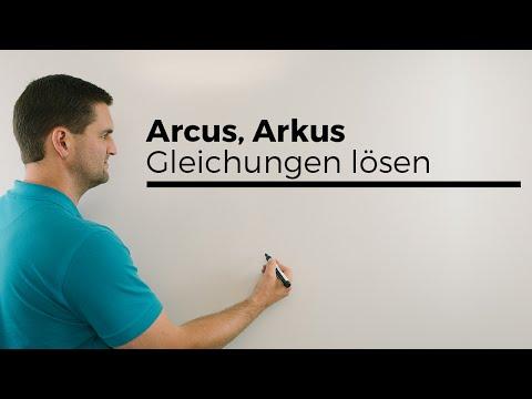 Arcussinus berechnen online dating