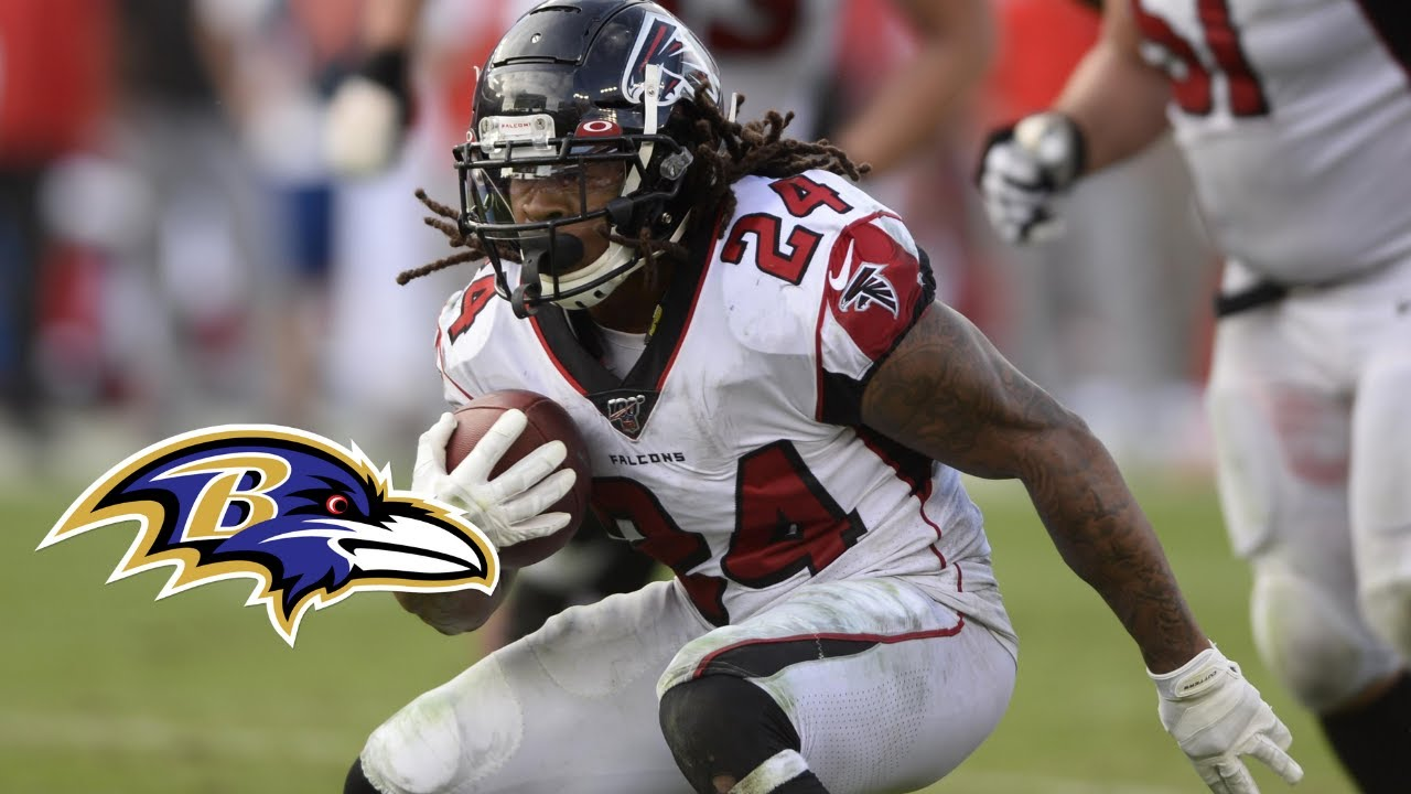 Ravens sign veteran RB Devonta Freeman to practice squad