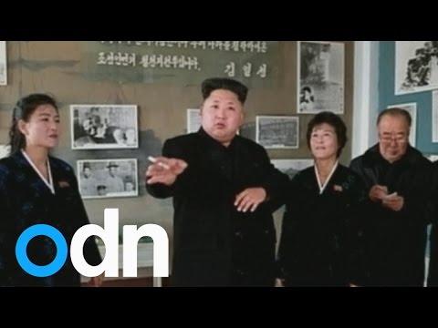 Kim Jong-un accuses US of 'cannibal' atrocities